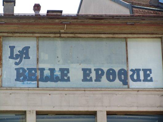 Lausanne Cabaret la Belle Epoque