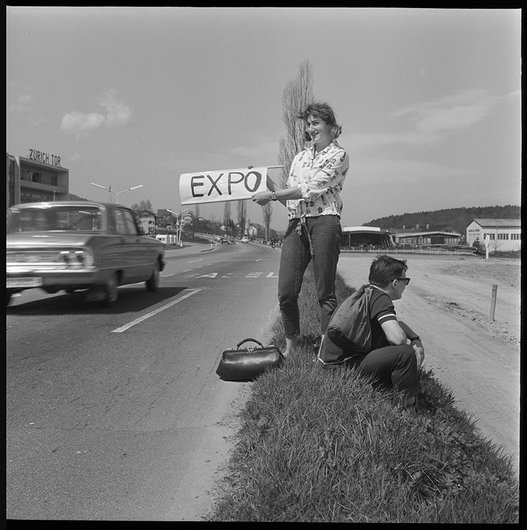 Expo 64 auto stopeur....
