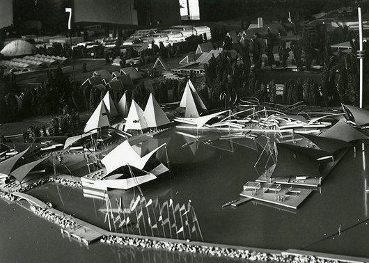 Il y a 50 ans Lausanne accueillait l'Expo 64