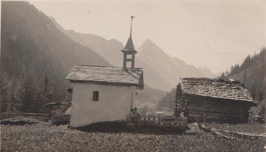 Chapelle de Mottec et Besso