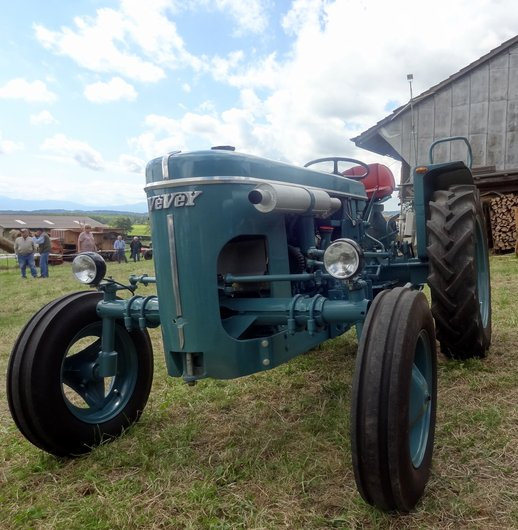 Tracteur Vevey 583