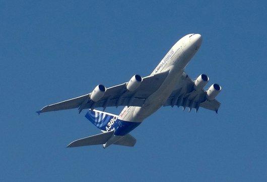 AIR14 Payerne - Airbus A380