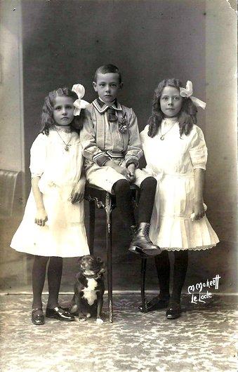 Enfants du Locle