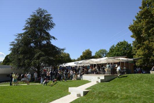 Inauguration esplanade Gitana