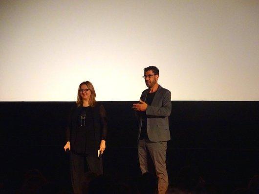 Frenand présente son film l'Abri