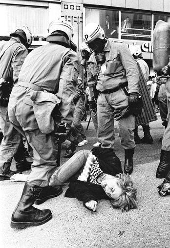 Photo lôzane bouge la police Yvan Muriser