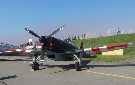 AIR14 Payerne - Morane-Saulnier / EKF D-3801