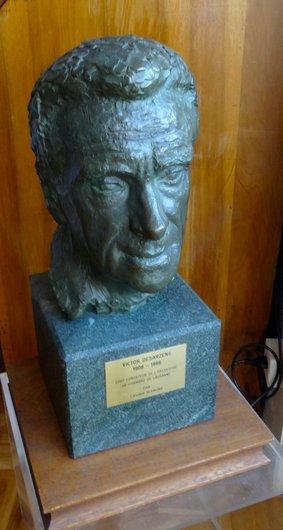 Victor Desarzens aurait 106 ans ce 27 octobre 2014