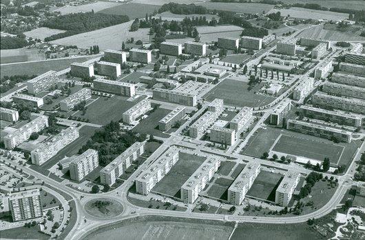 Meyrin cité en 1981