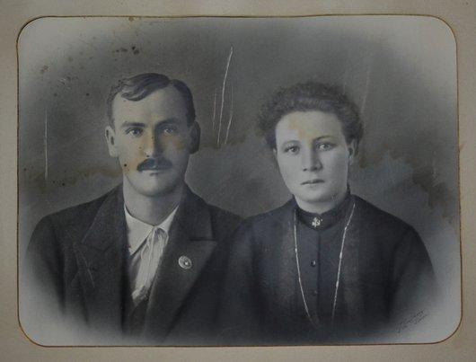 Henri & Alphonsine