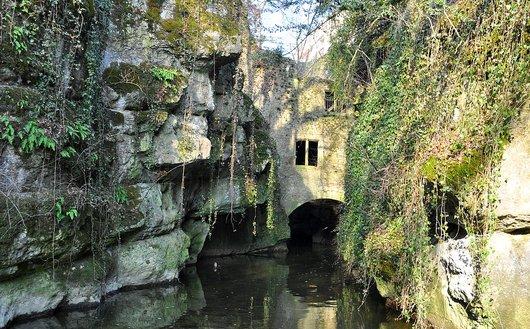 Neuchâtel - Moulin du Gor de Vauseyon