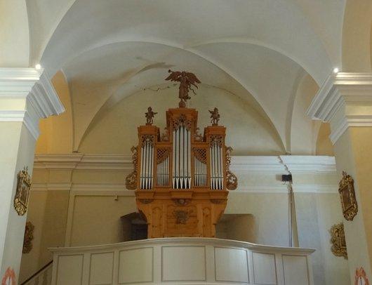 L'orgue de l'Hospice du Grand-Saint-Bernard