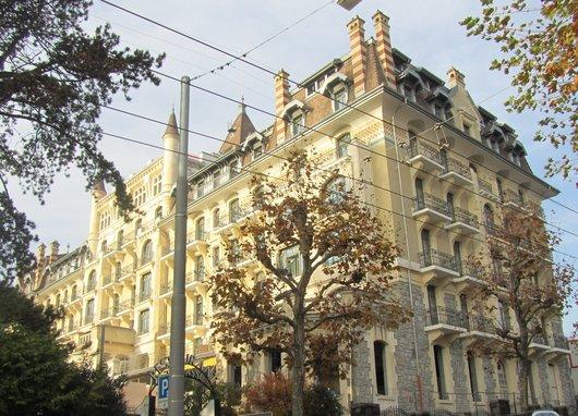 Hôtel Royal Savoy Ouchy Lausanne