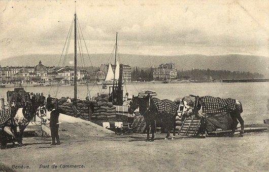 Genève - Port de Commerce