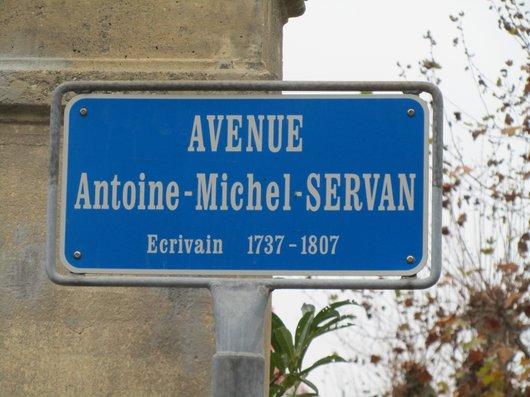 Lausanne av. Servan