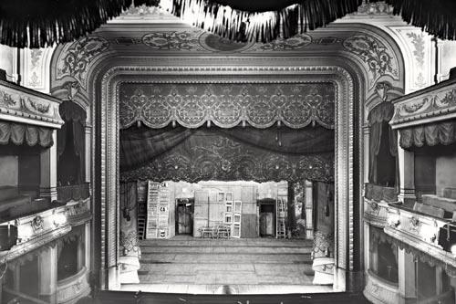 La Salle Lyrique du Théâtre Municipal de Lausanne