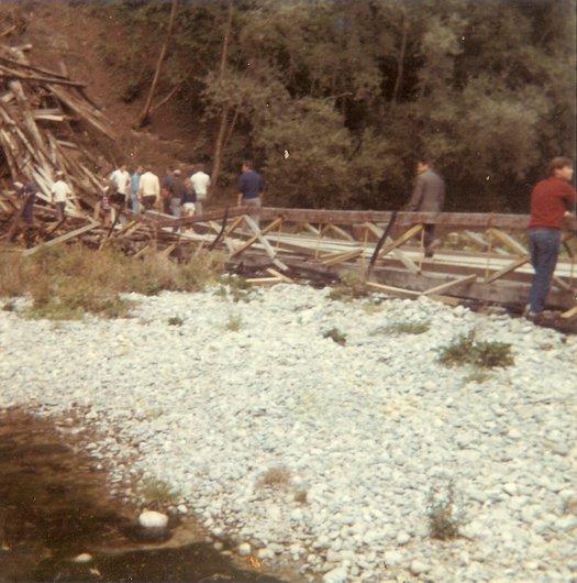 Pont suspendu de la Tuffière 1