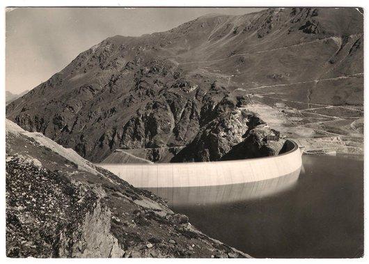 La construction du barrage de Moiry touche à sa fin