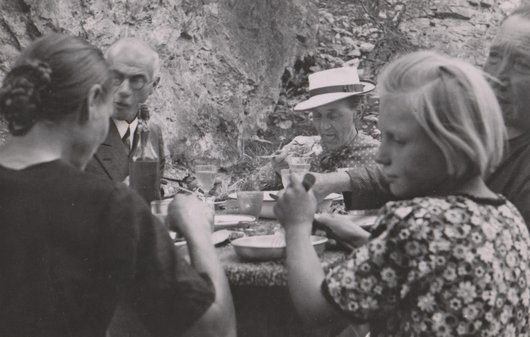 Raclette au mayen