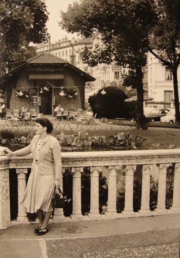 """Genève , Le """"Old Cottage"""""""