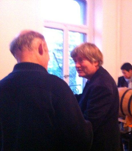 Philippe Nicolet et son frère