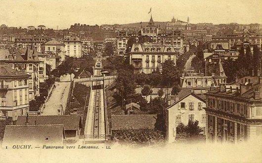 Panorama vers Lausanne