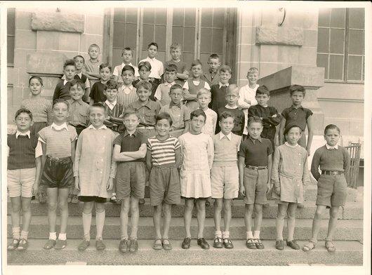 Ecole des Eaux-Vives années 30 (2)