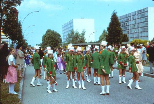 Promotions 1979 à Meyrin