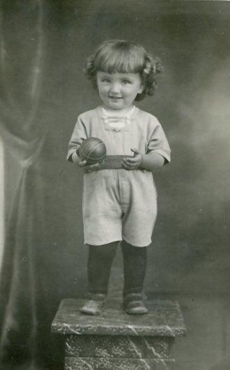 L'enfant à la balle
