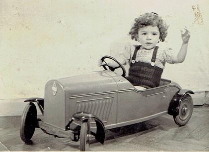 Ma première \'voiture\'... - Notre Histoire