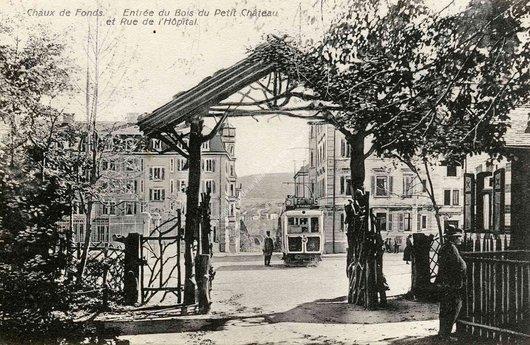 Le Bois du Petit-Château