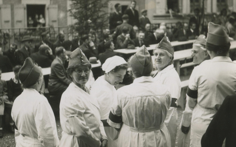 St-Saphorin durant la 2ème guerre mondiale