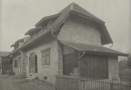 """""""Les Marettes"""", ancienne menuiserie"""