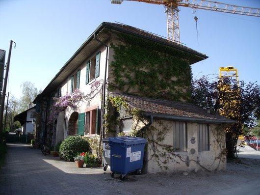 """""""Les Marettes"""" avant rénovation en 2013"""