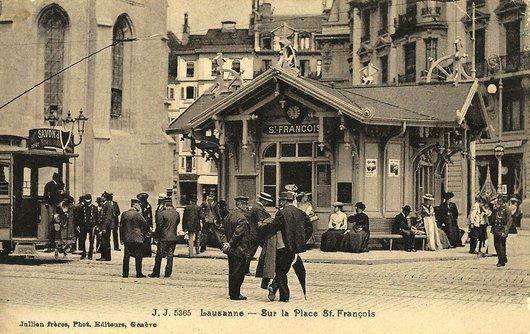 Le Kiosque de St-François