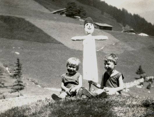 Pany, Lucerne, 1923