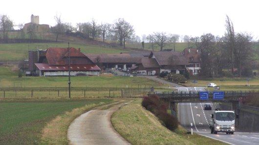 La ferme du Russalet (aujourd'hui).