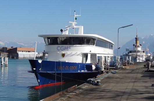 M/S «Ville-de-Genève II»