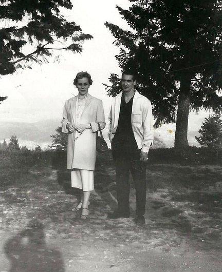 Michèle et Daniel