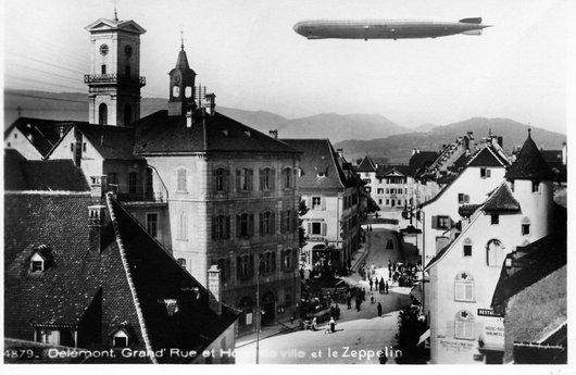 Zeppelin : Delémont