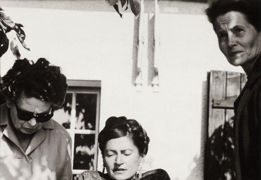 Les soixante ans de Mme Marc Gillioz à Villette (3)