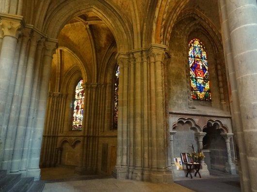 Cathédrale de Lausanne - Chapelle de la Vierge