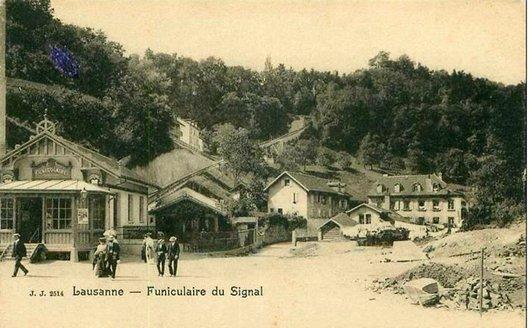 Funiculaire de Lausanne