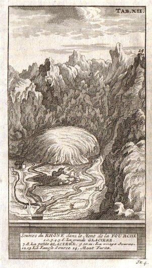 Source du Rhône