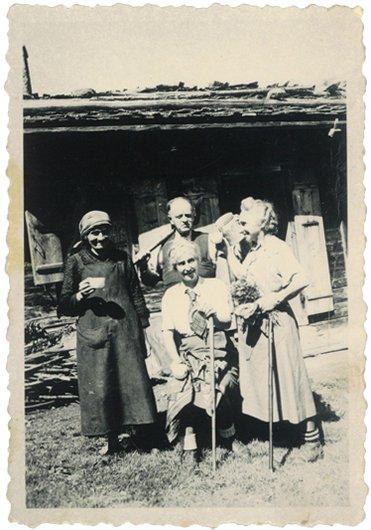 Val d'Arpette 1944