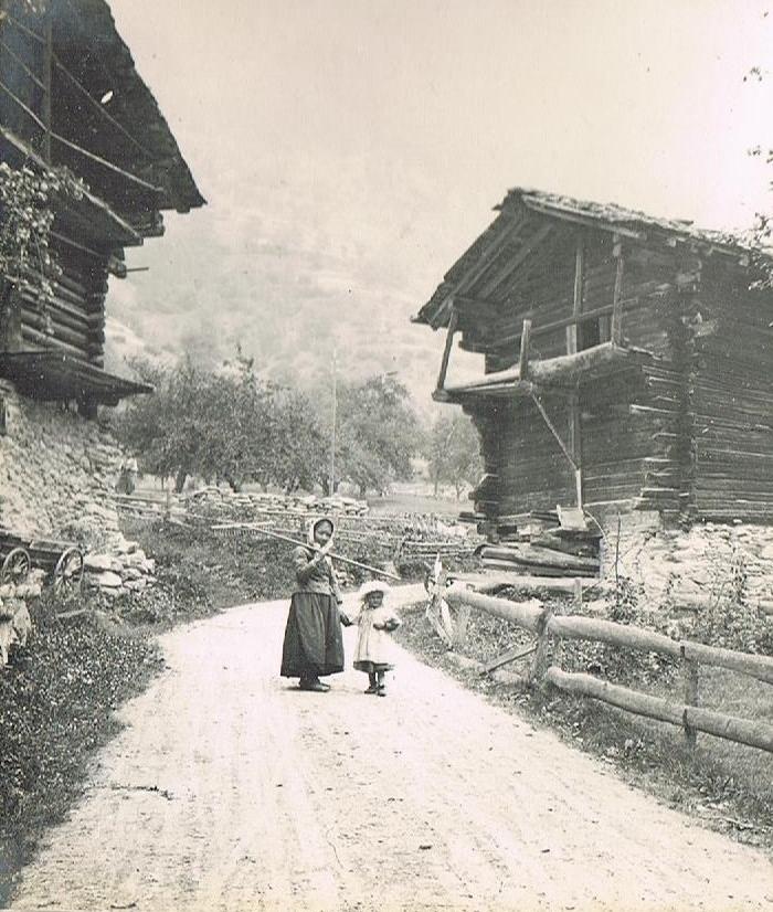 Le Châble vallée de Bagnes