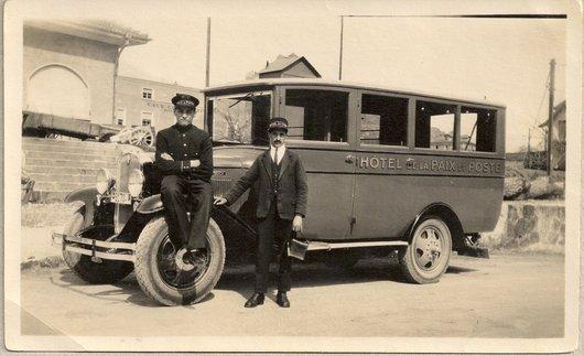 Taxi Driver à Sion