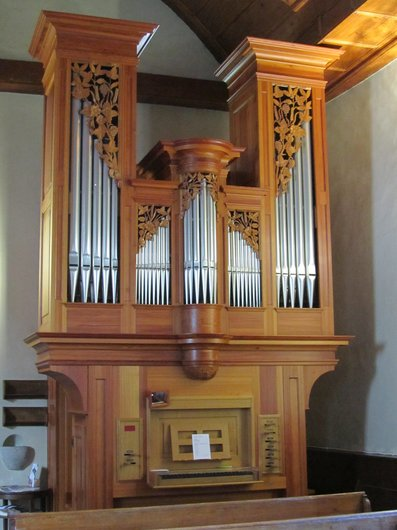 Assens les orgues ancienne église St. Germain