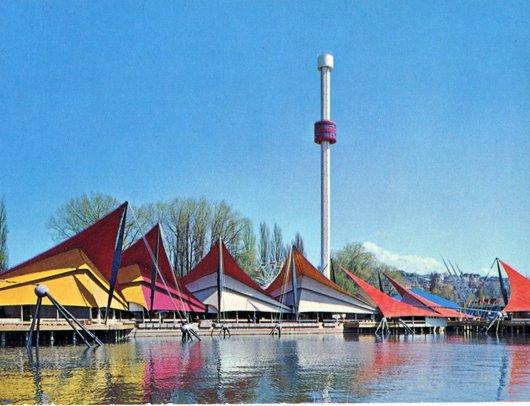 Expo 1964 le port