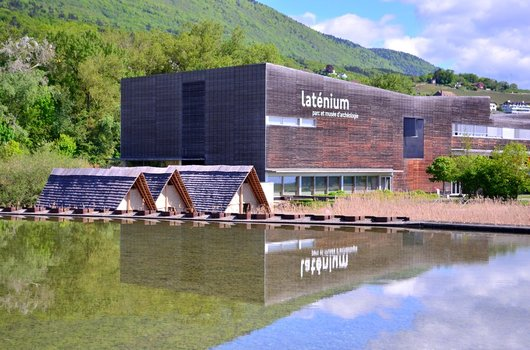 Le Laténuim Parc et Musée d'archéologie à Hauterive